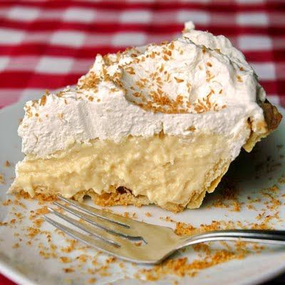 rock recipes, cocnut cream pie... supposedly the best ever!
