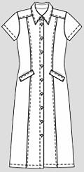 технический рисунок модели