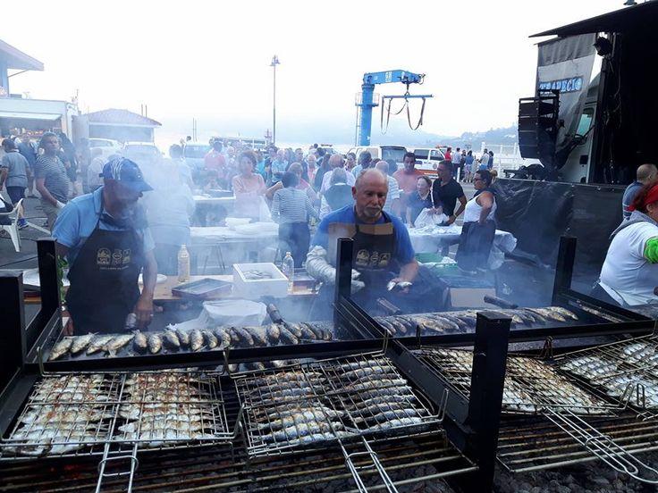 Festival de la sardina - Lastres 2016