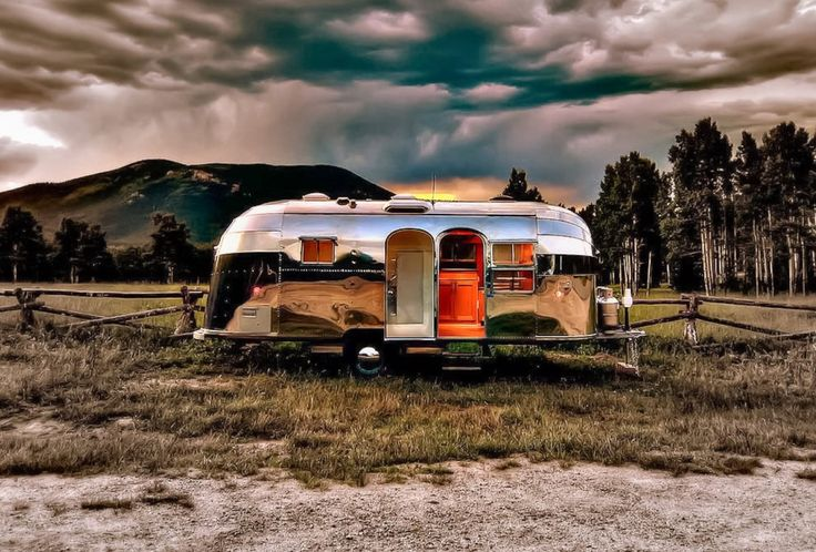 Coolest Airstream Trailers In The World