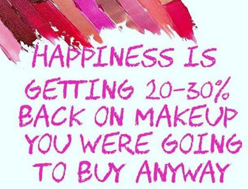 Quit paying full price on your makeup. Are you looking to expand your current cosmetology business, or simply work from home? DM me or shoot me an email on how joining Younique can & will change your life