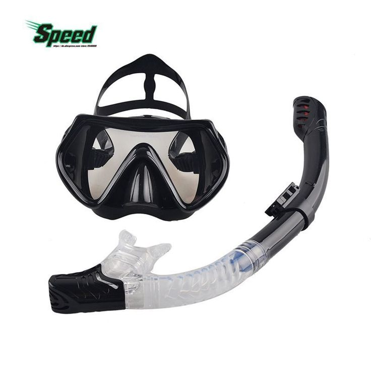 2017 New Professional Scuba Diving Mask Snorkel Anti-Fog Goggles Glasses Set Silicone Swimming Fishing Pool Equipment 6 Color #scubadivingequipmentwatches #scubadivingequipmentgears