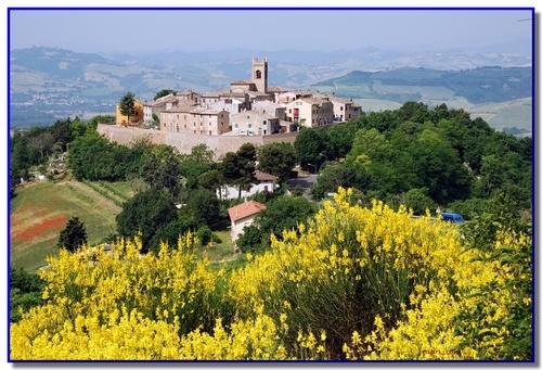 Montefabbri - Marche, Italy