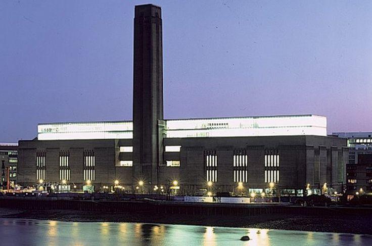 Tate Modern | Tate modern london, Tate modern gallery ...