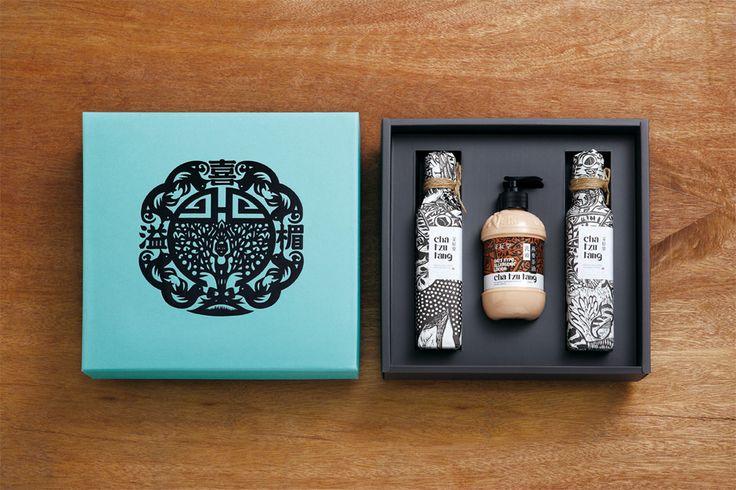 美可特品牌設計 » 茶籽堂自然純粹的餽贈心意