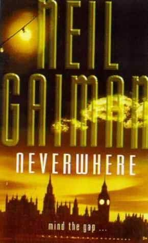 Where can I find a research essay pertaining to Neil Gaiman's novel