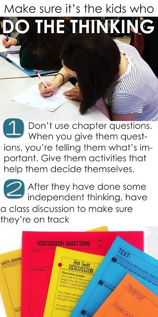 How do you get students to actually read? Give them critical thinking exercises that require them to have actually read the text.