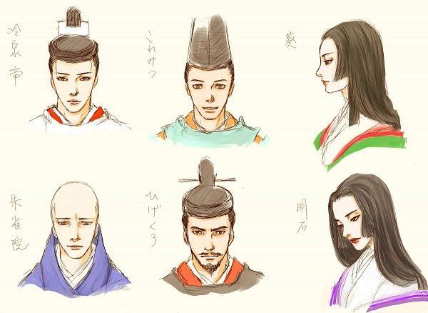 prince genji monogatari