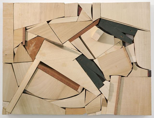 JE;SU: Woolford's Wooden Cubism