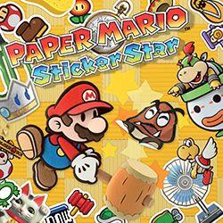 Paper Mario: Sticker Star – 2013