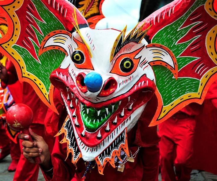 The Devil S Music De Maskers: 17 Best Images About Diablos De Yare On Pinterest