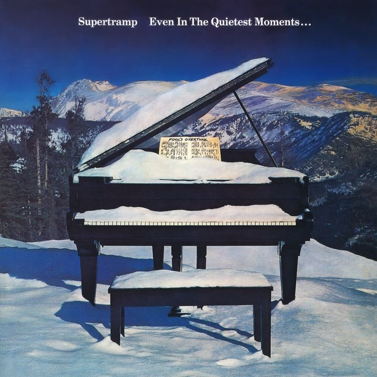 Supertramp - Even In The Quietest Moments - 1977