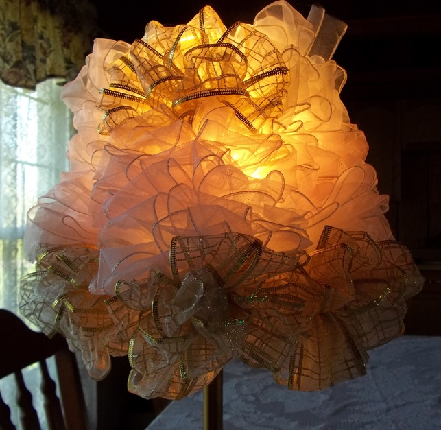 29 best wire lampshade images on pinterest wire lampshade lamp amalie berlin my awesome fru fru lamp keyboard keysfo Images