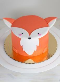 Mini Animal Cakes | Whipped Bakeshop... Zucker süße Tier Torten!