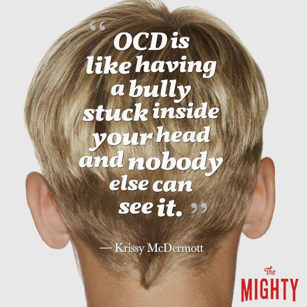 17 Quotes That Prove OCD Is So Much More Than Being Neat  Mental health is an issue that needs to end. End it at http://www.fuzeus.com