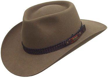Australian Stockmans Hat- Best hat!  d13e29d75b6