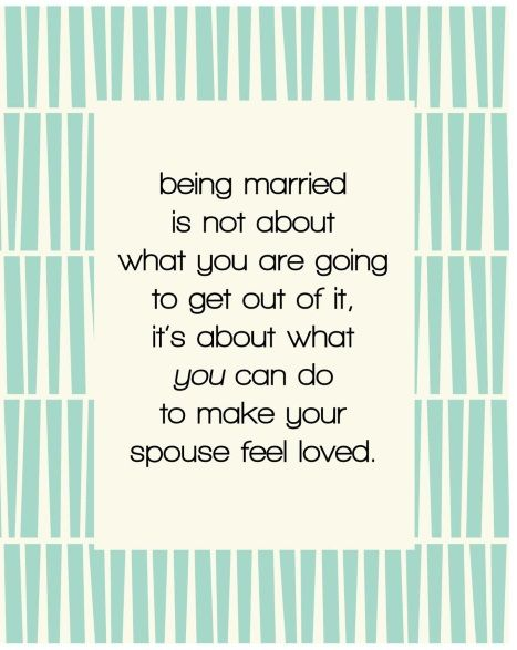 This post has 50+ secrets of a great marriage... AND free printables! {Including this one!!}