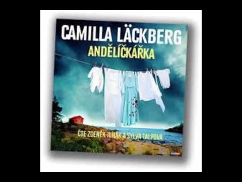 Camilla Läckbergová - Andělíčkářka (část 1/2)  -AudioKniha