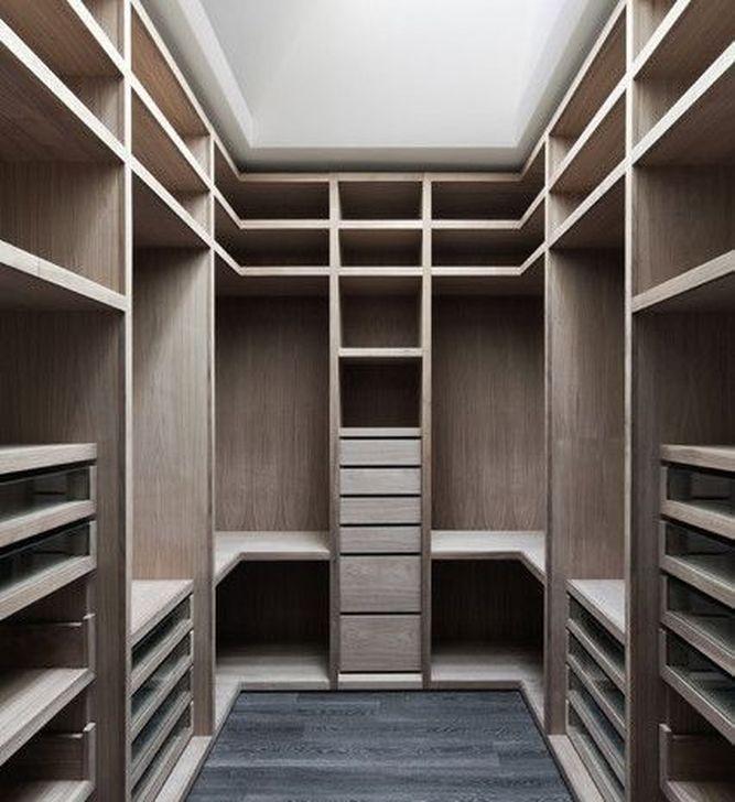 Lighting Ideas For Your Closet: 44 Casual Walk In Closet Ideas