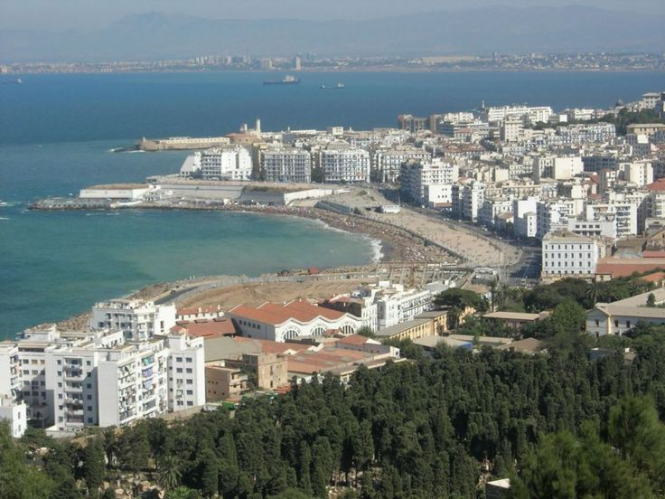 A big bustling whitewashed city with the Mediterranean out front, Atlas mountains behind, Algiers is an exciting destination and gateway to Algeria. Description from tourstravelpackages.com. I searched for this on bing.com/images
