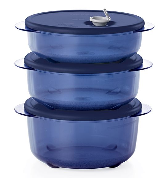 Vent 'N Serve®. These containers are fridge, freezer, and microwave safe so they always fit with your dinner plans.