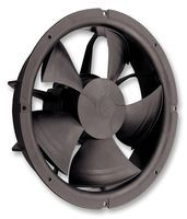 W1G200-EC87-20 - Ventilador Axial, Serie W1G200, IP54, 230 V, AC, 200 mm, 79 mm, 41 dBA, 294.29 cu.ft/min