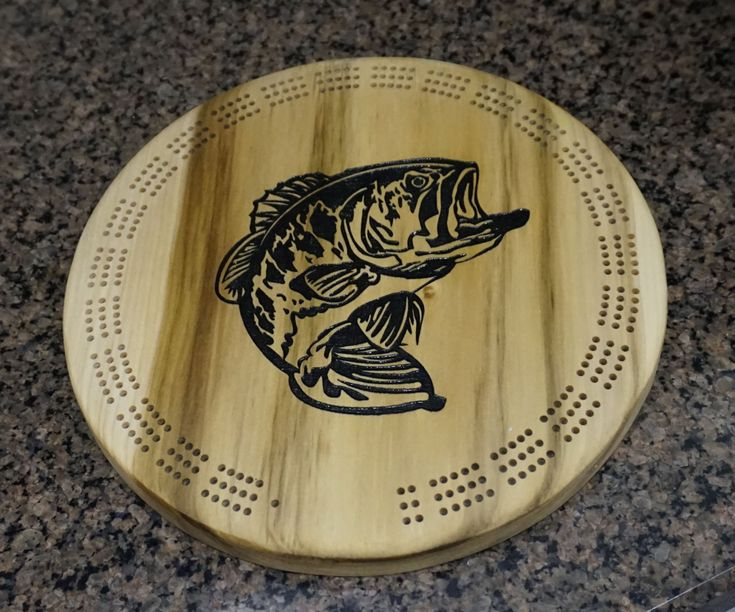 Get the best deals for fish logo, wooden cribbage board , Custom made unique cribbage board, great personnalized gift idea here - Product https://www.etsy.com/listing/253997025/fish-logo-wooden-cribbage-board-custom?utm_source=mento&utm_medium=api&utm_campaign=api #toys