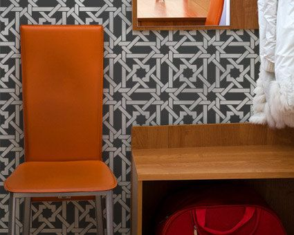 die besten 25 marokkanische wandschablonen ideen auf pinterest marokkanische schablonen. Black Bedroom Furniture Sets. Home Design Ideas