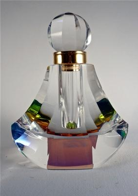 My new love--perfume bottles that are really art. I bought something from this collection at a gallery in Seaport Village