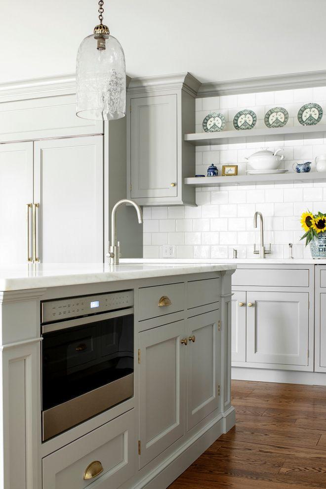 White Kitchen Heidi Piron
