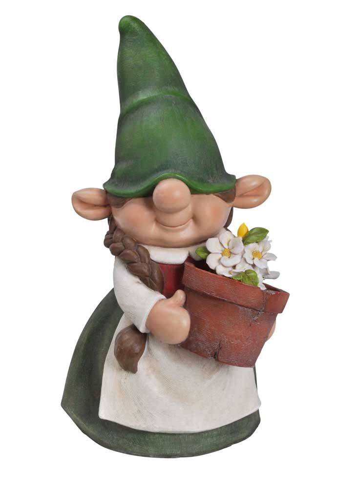 Heard Of Garden Gnomes? Garden Gnomes Or Lawn Gnomes Are Figurines Of Small  Humanoid Creatures That Are Usually Wearing Point Ha