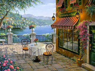 cuadros-paisajes-primaverales-mediterraneo