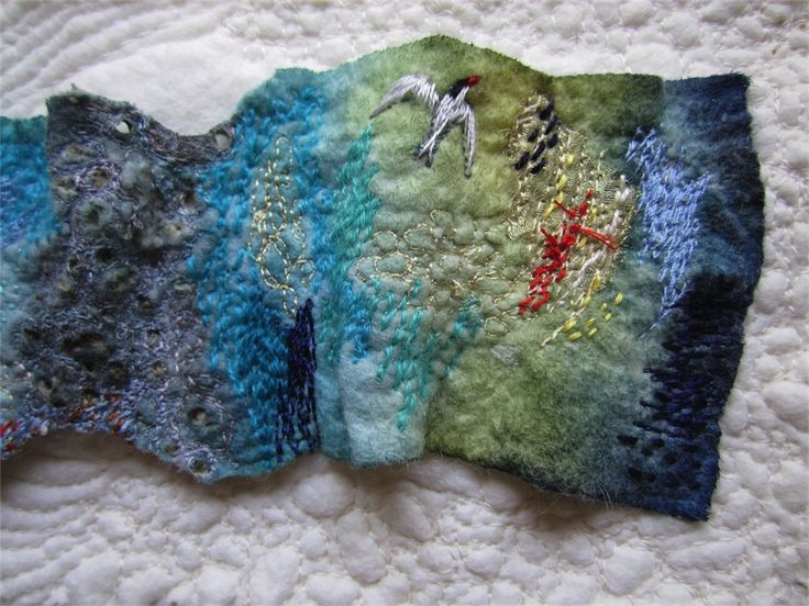 Louise Watson - Textile Artist   Gloucestershire Guild Of Craftsmen
