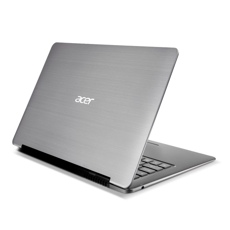New Acer Ultrabook, I love the design of this laptop
