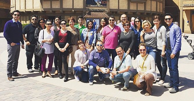 TIJUANA.- Por octavo año consecutivo, Tijuana Hace Teatro; inicia el proyecto de la Escuela Binacional de Espectadores, en donde un grupo de personas son invitadas a ver teatro en la ciudad de Tijuana al igual que en el Condado de San Diego.