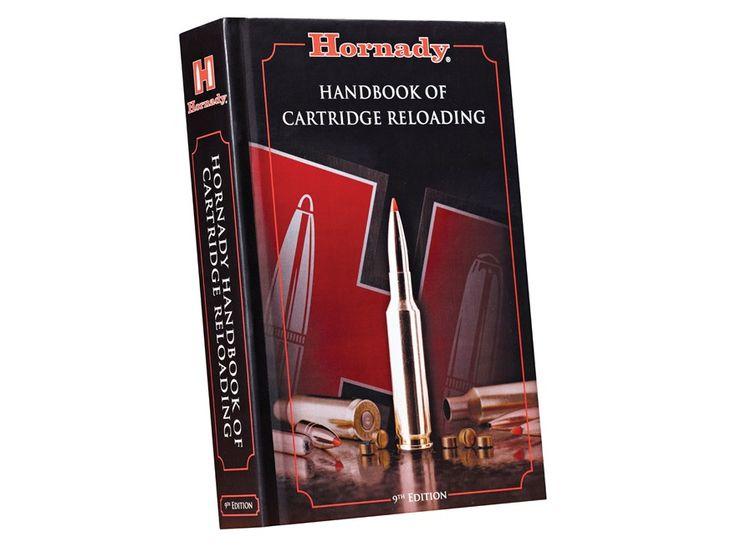 Hornady Handbook of Cartridge Reloading: 9th Edition Reloading Manual