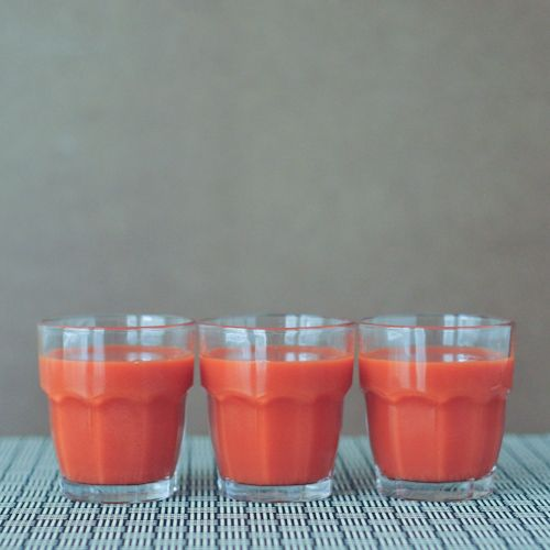 We're not saying you'll need it, but just in case - Hangover Cure Juice.