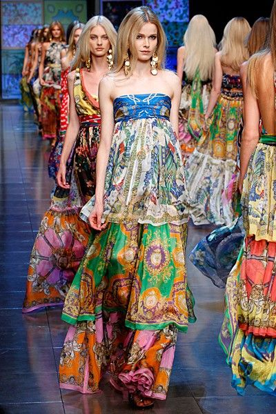 Dolce & Gabbana…gorgeous