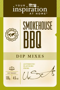 Smokehouse BBQ Dip Mix  Earthy rustic flavours of the smokehouse - perfect for sauces, mayonnaise on burgers or marinades.   www.stephaniebennett.yourinspirationathome.com.au www.facebook.com/stephaniebennett.yourinspirationthome.