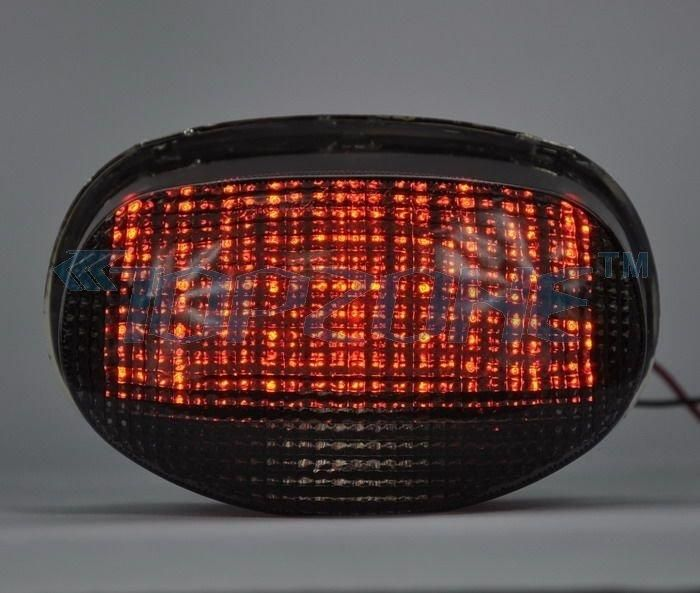 [Visit to Buy] LED Tail Light (Integrated Turn signal) For TRIUMPH DAYTONA 9551/SPEED FOUR 02-04 / TT600 00-04 / SPEED TRIPLE/SPRINT 99-04 #Advertisement