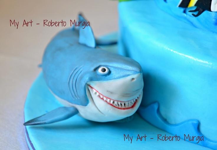 My Art - Roberto Murgia: FINDING NEMO - ALLA RICERCA DI NEMO