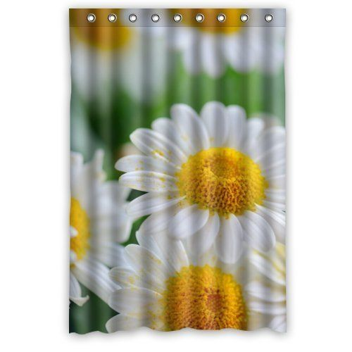 Custom Daisy Flower Floral Shower Curtain 100% Polyester ... https://www.amazon.ca/dp/B076MT3NBS/ref=cm_sw_r_pi_dp_x_joDdAb8RKY89D