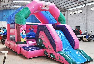 Enchanted Jumping Castle http://www.wonder-parties.co.za/