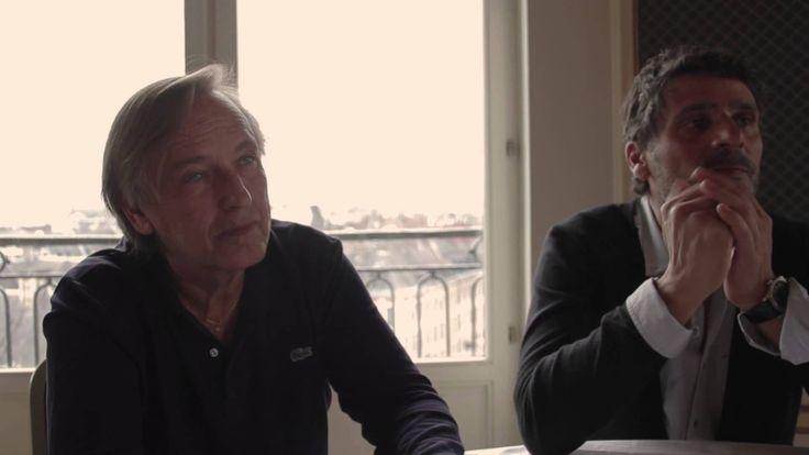Alexandre Arcady & Pascal Elbé : 24 Jours, la vérité sur l'affaire Ilan ...