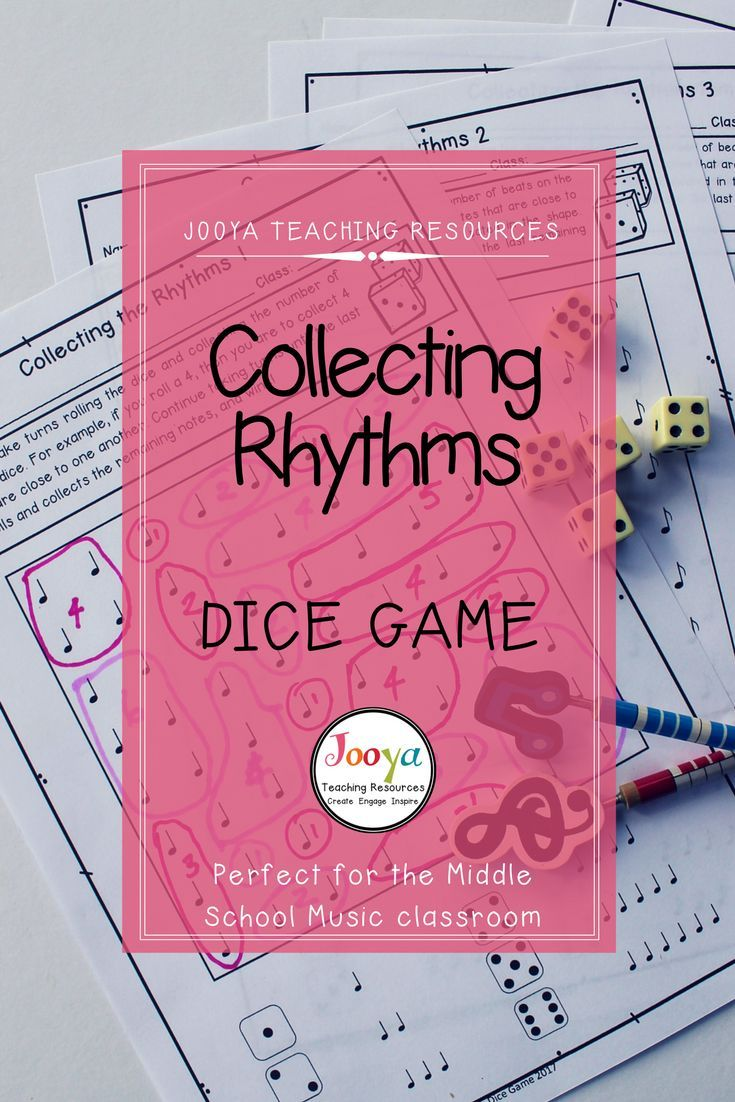 Try this fun and engaging learning activity that is perfect for the General Music class from Jooya Teaching Resources. There are 10 different printable worksheets that are just great for early finishers, as part of a centre, substitute lessons or even a