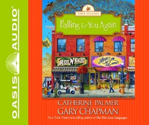 Falling For You Again by Catherine Palmer and Dr. Gary Chapman CD
