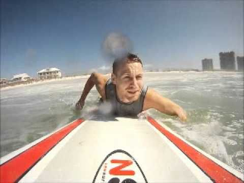 surfing in a hurricane - jimmy buffet (my video).True story! Jimmy Tried to surf on the Gulf Coast when there were hurricane force winds. And I read about in his book,A Pirate Looks At Fifty.