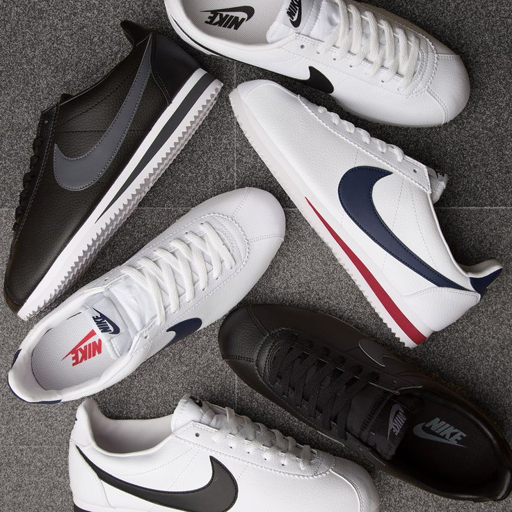 Go retro with the Nike Cortez Leather Trainer.