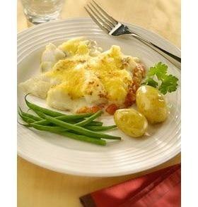 Heerlijke ovenschotel die super lekker is . Heerlijk met aardappelpuree of bruine rijst of jonge aardappelen en boontjes