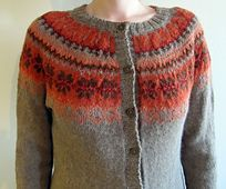 Ravelry: 142-1 Bergen jacket pattern by DROPS design